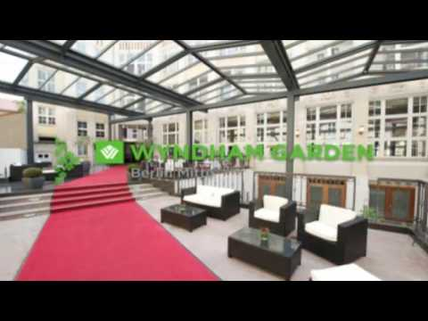 Wyndham Garden Berlin Mitte Hotel Virtual Reality Experience 360° Tour in 3D