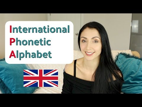 Learn Phonetics - International Phonetic Alphabet (IPA)