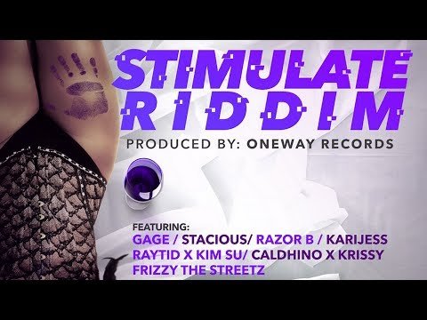 Caldhino & Krissy - For Your Touch (Stimulate Riddim) 2017