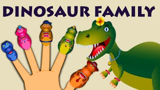 Dinosaur Finger Family And Many More Finger Family Songs