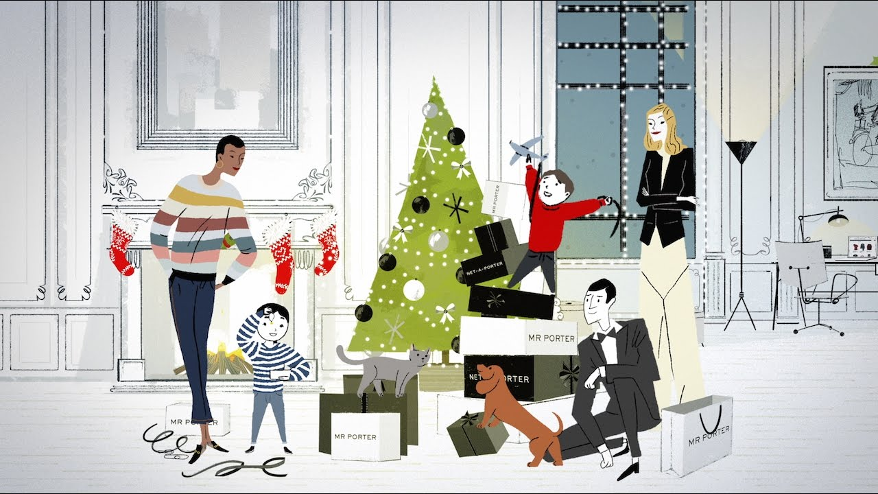 Gift Ideas For Him And For Her Gifts All Wrapped Up At Mr Porter