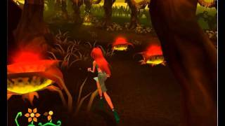 Winx Club (PS2) - more OOB spots and sightseeing (part 3)