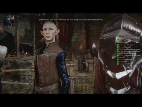 Dragon Age Inquisition - Champions of the Just