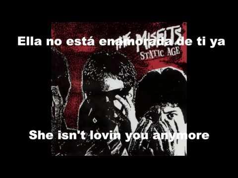 The misfits - Angelfuck Lyrics/Letra