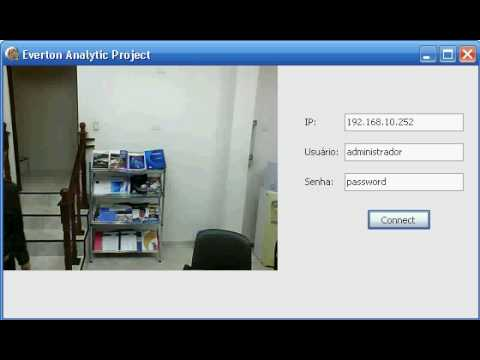 Opencv with Panasonic Ip Camera - Detect Missing Objects