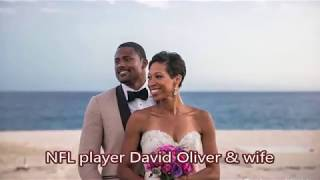 Rich Black Men That Married Dark & Brown Skinned Black Women