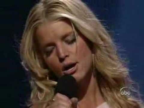 Jessica Simpson - Take My Breath Away (Variety Hour 2004)