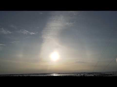 Aurora Borealis - Northern Lights Cam 05-22-2018 17:47:32 - 18:46:39
