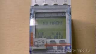 видео Принцип работы магнитного пускателя и его технические характеристики