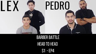 Barber Battle - Head to Head - S1 Ep4 - TheSalonGuy thumbnail