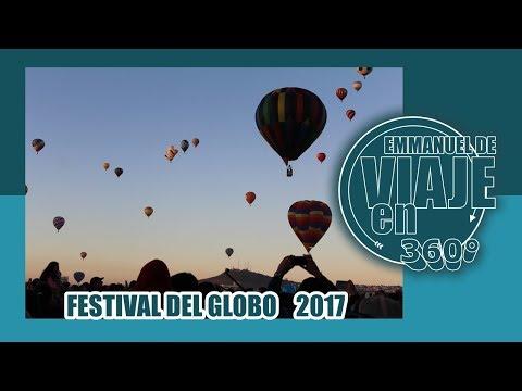 Festival del Globo 2017 León, Gto  FotoVlog #7