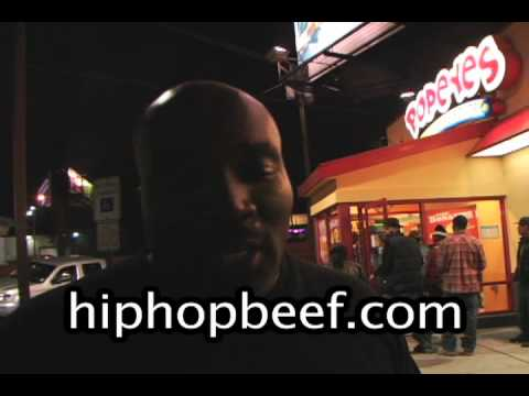 Big Joe (Camron's Manager) Speaks on London Boys Incident & Working for P. Diddy
