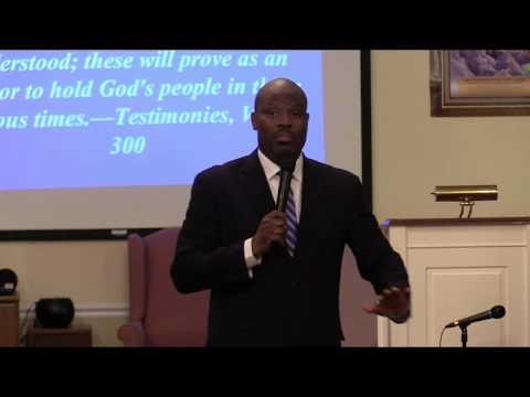 State Line SDA LIVE ~ Dr. O - 2Thess 2:9-12 - Spiritualism