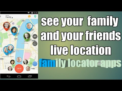 check your friends and family location live  life 360 [ in hindi and urdu ]