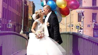 Свадебный клип Виктория и Алексей