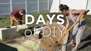 Days of DIY: DreamStone Diaries Episode 25