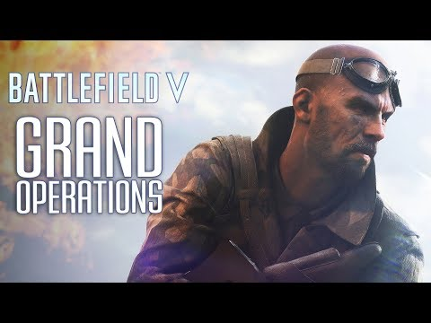Battlefield V: Todo sobre Grand Operations thumbnail