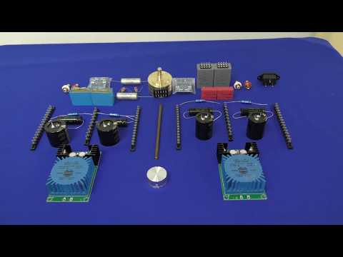 8920~RK501~2604~TD-1/ DIY active attenuator project ①