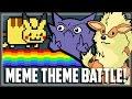 Pokemon Theme Battle - Memes! Ft. Original151