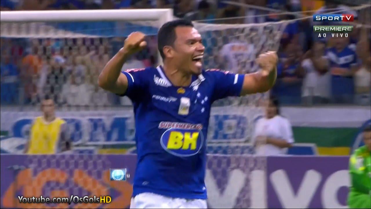 c8d446180a Golaço de Ceará! Cruzeiro 2 x 0 Coritiba - Brasileirão 27 09 2015 ...