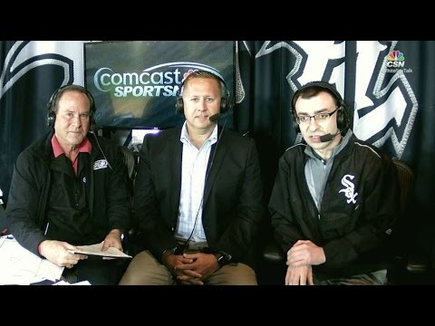 WSH@CWS: White Sox scouting director on Draft mindset