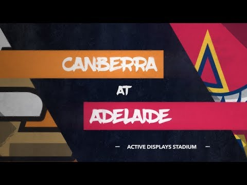 GAME REPLAY: Canberra Cavalry @ Adelaide Bite, R3/G1 (Suspended)