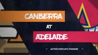 GAME REPLAY: Canberra Cavalry @ Adelaide Bite, R3/G1 (Suspended) thumbnail