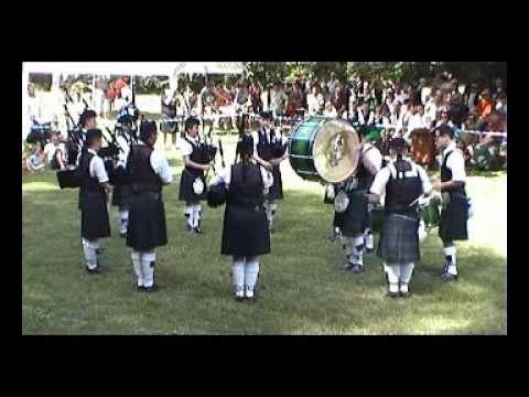 The Pipes and Drums of Basel G4-MAP
