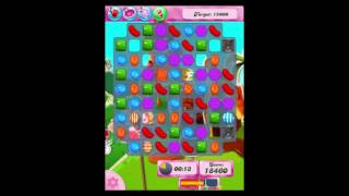 Candy Crush Saga Level 198 Walkthrough