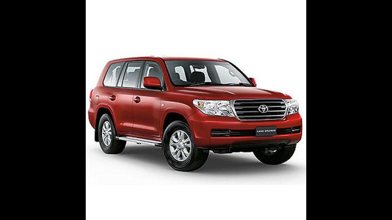 Toyota Land Cruiser J200 - Service Manual / Repair Manual ...