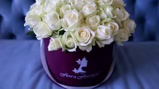 Доставка цветов Киев Fleur&Floristique(, 2016-11-22T20:40:13.000Z)