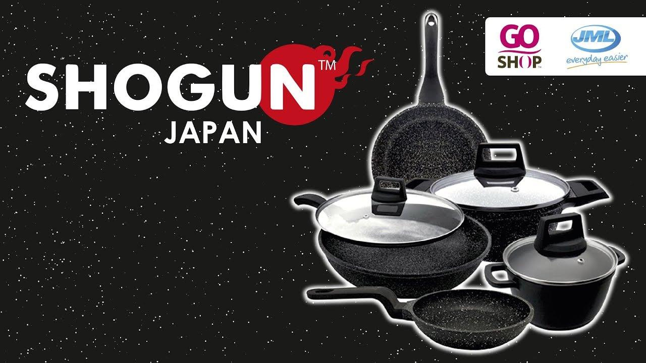 Jml Shogun Marble Cookware Set