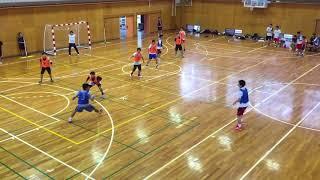 大阪市立大学ハンドボール(vs愛媛大学A①)20170716