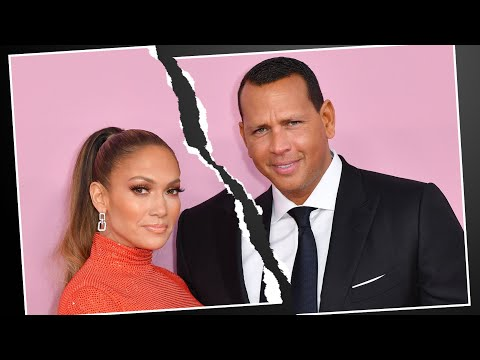 Jennifer Lopez and Alex Rodriguez CALL OFF Their Engagement