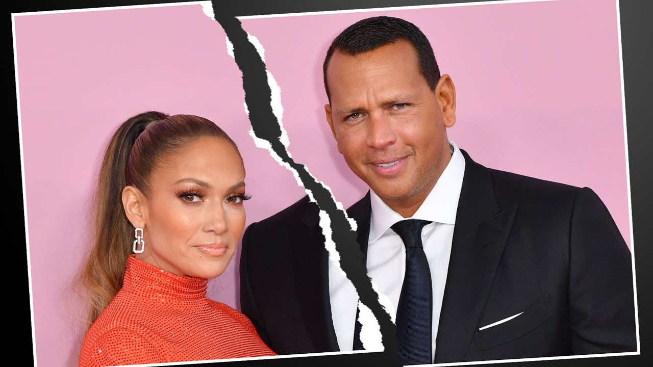 Jennifer Lopez and Alex Rodriguez Officially Call Off Engagement ...