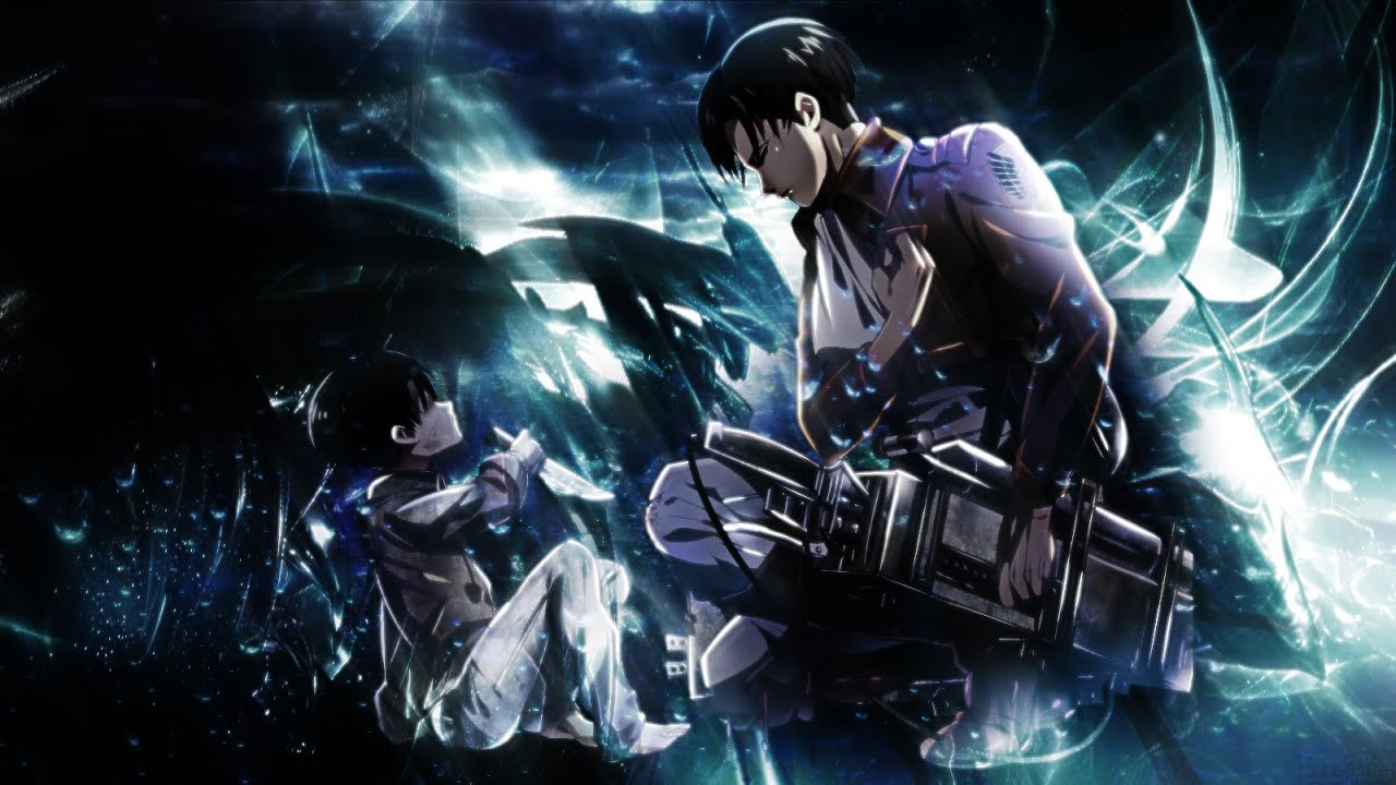 Shingeki_no_Kyojin AMV -- Birth of Livai / No regrets OAV ...