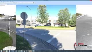PC-Crash 10.1:   Camera Position Optimizer