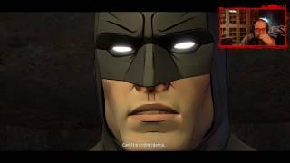 NoThx playing Batman - The Telltale Series EP05 part 2