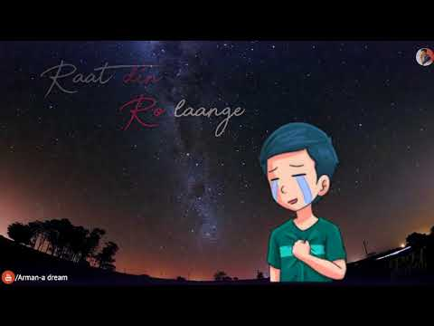 Kaash - Whatsapp status Video - Bilal saeed - sad Song