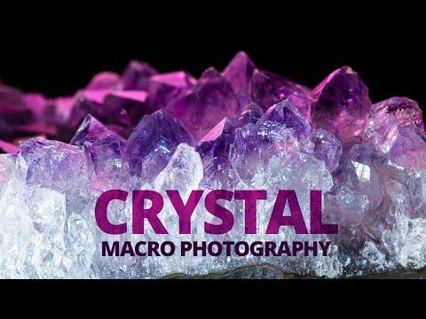 Macro Minerals & Close-up Crystals | Macro Photography Tutorial