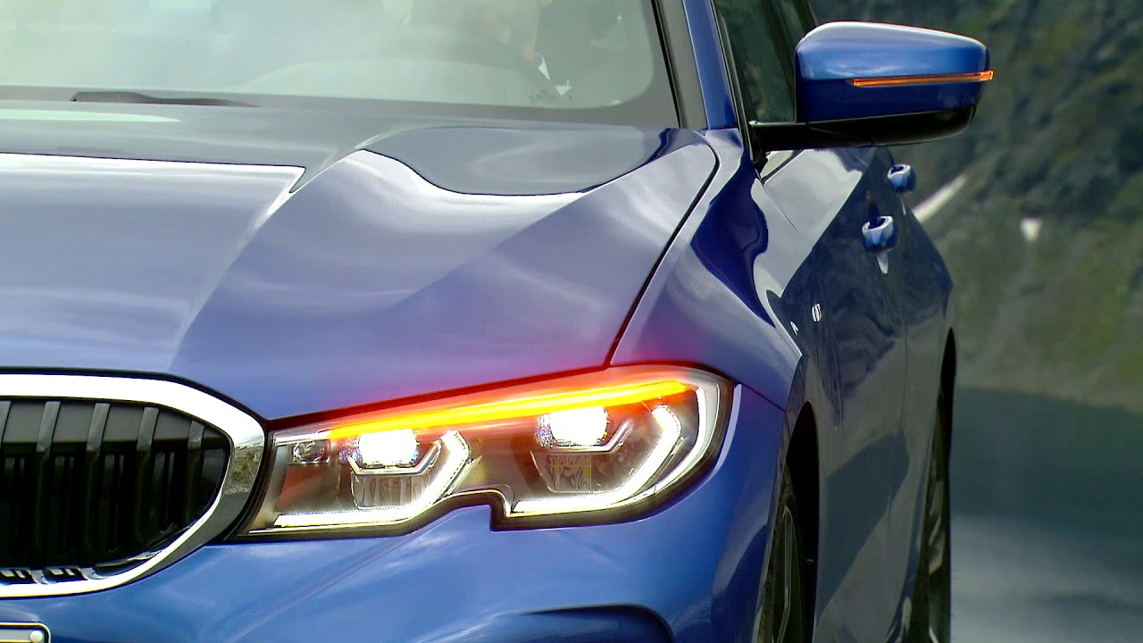 2019 Bmw 3 Series Sedan Headlights Tail Lights
