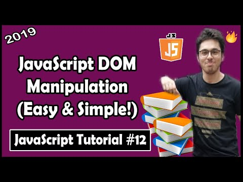 Understanding DOM & Creating a Website Layout | JavaScript Tutorial In Hindi #12 thumbnail