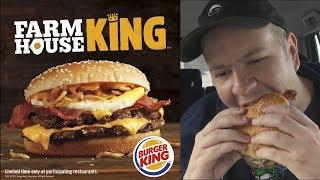 Burger King Farmhouse King Review - CarBS