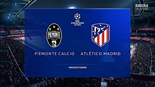 FIFA 20 | Juventus vs Atletico Madrid | UEFA Champions League | - PS4 Pro