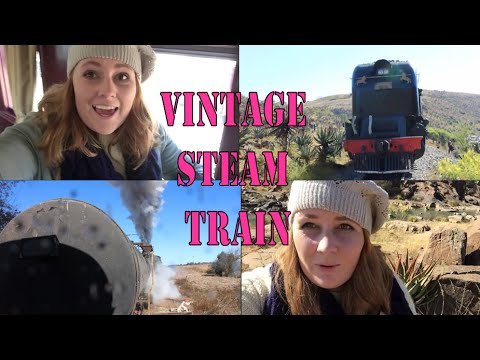 Aloe Steam Train  Creighton, Kwa Zulu Natal, South Africa