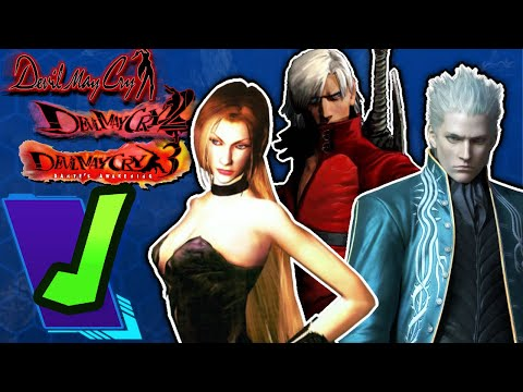 Reviewing the Devil May Cry Trilogy! thumbnail