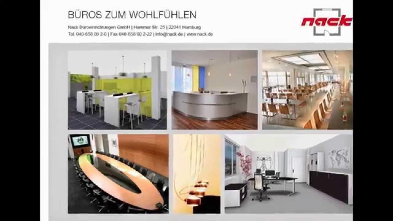 Bürogestaltung beispiele  Bürogestaltung und Büromöbel Beispiele - YouTube