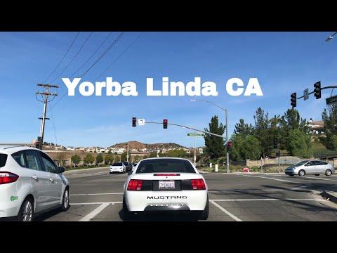 🔴  Yorba Linda Realtor Driving Tour 4K