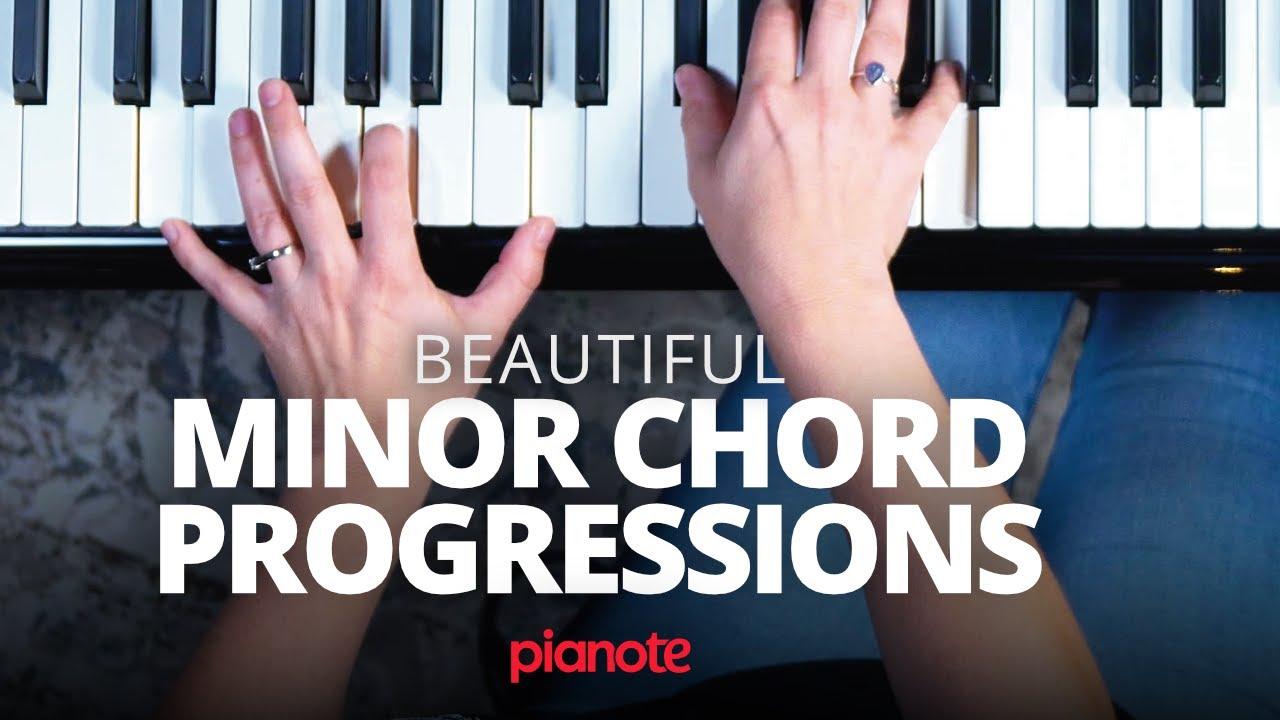 Creating Beautiful Minor Chord Progressions