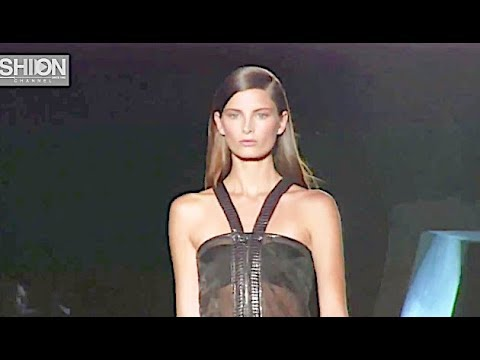 DIESEL BLACK GOLD Spring Summer 2013 New York - Fashion Channel